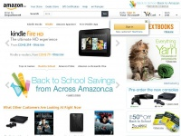 Amazon.ca: Online shopping in Canada - books, electronics, Kindle, home & garden, DVDs, tools, music, health & beauty, watches, baby, sporting goods & more