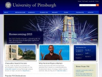 pitt.edu Thumbnail