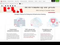 canadianwebhosting.com Thumbnail