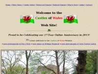 castlewales.com