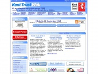 Kent Trust Web - supporting children, families and education
