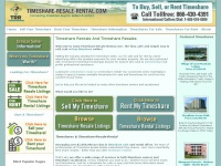 timeshare-resale-rental.com Thumbnail