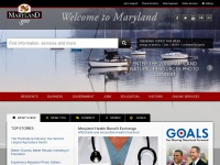 Maryland.gov - Official Website of the State of Maryland