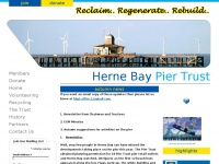 hernebaypiertrust.co.uk