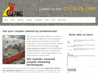 carpetcleaning.london Thumbnail