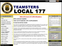 teamsterslocal177.org Thumbnail