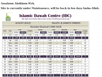 Home - Islamic Dawah Centre