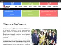 carmanschool.net Thumbnail