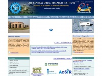 Welcome to CDRI :::: Central Drug Research Institute