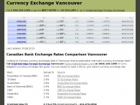 currencyexchangevancouver.ca Thumbnail