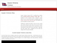 queenvictoriacruises.net