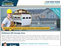 baltimoregaragedoor.net Thumbnail