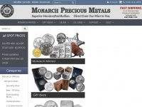 monarchpreciousmetals.com