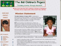 balichildrensproject.org Thumbnail