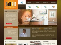 Find reviews and ratings for Bali911dentalclinic.com.  Bali 911 Dental clinic, it?  s started in the 1970 in Denpasar Bali with personal practice and also there was