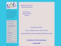 St-pauls-lutheran-school.org