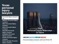 Texas-personal-injury-lawyers.jouwweb.nl