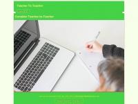 Teacher-to-teacher.online