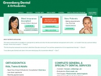 greenbergdental.com