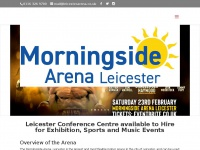 Leicesterarena.co.uk