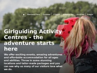 Girlguidingactivitycentres.org.uk
