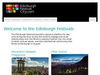 edfestdelegates.co.uk Thumbnail