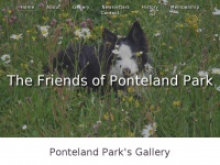 Thefriendsofpontelandpark.org.uk