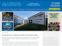 stjohnshallstorage.co.uk