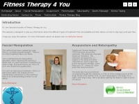 Fitnesstherapy4you.co.uk