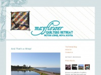 mayflowerquiltersretreat.com