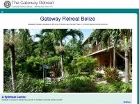 Gatewayretreatbelize.org