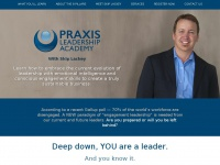 praxisleadershipacademy.com