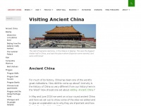 ancientchina.org.uk Thumbnail