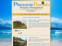 placenciarentals.com