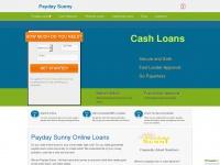 paydaysunny.com