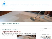 carpetcleanersauckland.co.nz Thumbnail