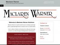 Maclarenwarner.co.uk