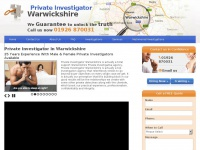 private-investigator-warwickshire.co.uk Thumbnail
