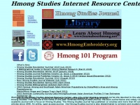hmongstudies.org