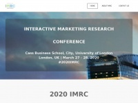 Imresearchconference.org