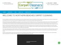 northernbeachescarpetcleaning.com