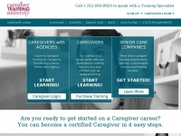 caregivertraininguniversity.com
