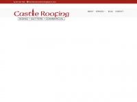 castleroofingdayton.com