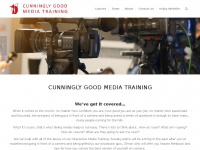 cunninglygoodmediatraining.co.uk Thumbnail