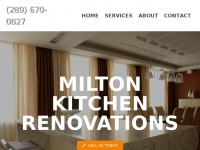 Miltonkitchenrenovations.ca