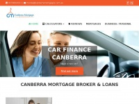 canberramortgagebrokers.loans