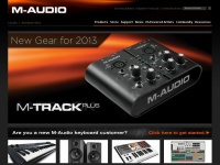 m-audio.ca
