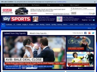 Sky Sports - Sports News, Transfers, Scores | Watch Live Sports