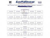 ilovewallstreet.net
