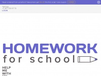homeworkforschool.com